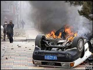 Kerusuhan Tibet 2008