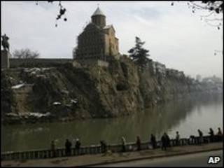 церква у Тбілісі
