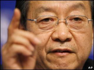 Li Yizhong, ministro de Industria y Tecnología de la Información de China