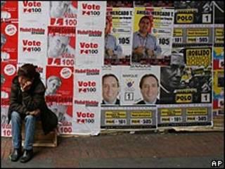 Propaganda electoral en Colombia