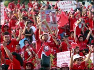 مظاهرات في بانكوك