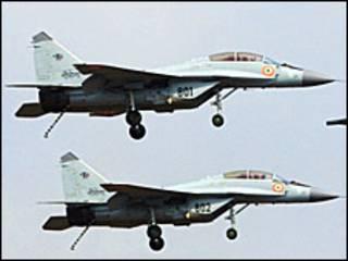 मिग विमान (फ़ाइल फ़ोटो)