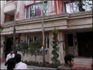 حمله به خانه مهدی کروبی - آرشیو