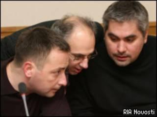 Представители калининградской оппозиции встречаются с губернатором Георгием Боосом