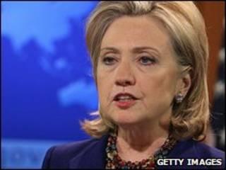 Ngoại trưởng Hoa Kỳ Hilary Clinton thúc giục Israel đưa ra câu trả lời sớm