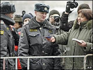 Rossiya militsiyasi