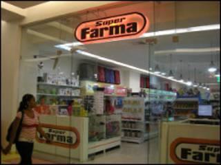 tiendas  en Panamá