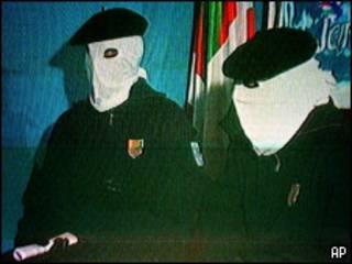 Баскских сепаратистов подозревают в убийстве более 800 человек
