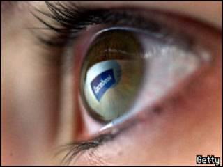 Ojo con la imagen de Facebook reflejada
