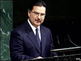 Alfonso Portillo (Foto de archivo)