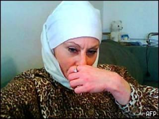 Коллин Лароуз в мусульманском одеянии
