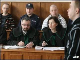 Corte em Cracóvia