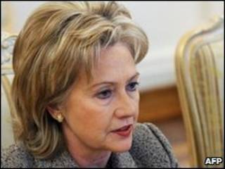 Hillary Clinton na Rússia