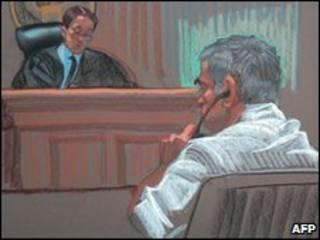 پنا سولترن در برابر قاضی