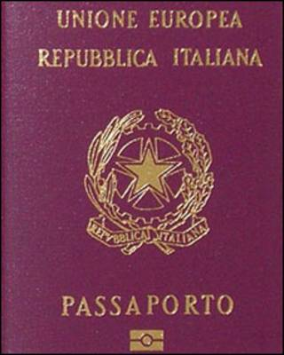 Passaporte italiano (http://creativecommons.org/licenses/by/3.0/deed.en)