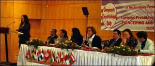 سلسلة من الندوات العربية والدولية حول أحوال المرأة العربية