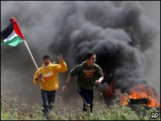 Волнения в Палестинской автономии