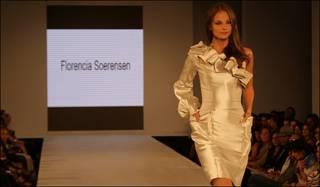 Diseño de la paraguaya Florencia Soerensen.
