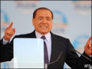 سیلویو برلوسکونی، نخست وزیر ایتالیا