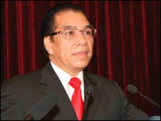 Tổng Bí thư Đảng Cộng sản Nông Đức Mạnh