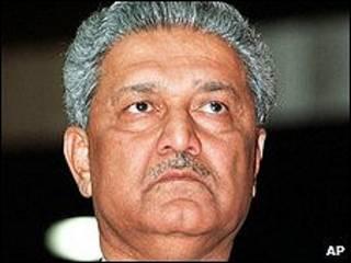 عبدالقدیر خان