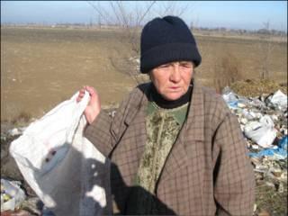 Бишкеклик кекса аёл