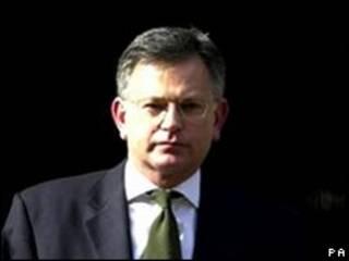 Stephen Byers, ex ministro británico