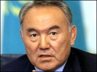 نور سلطان نظربايف