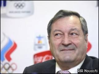 Валентин Писеев (27 января 2010 года)