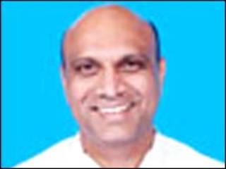 रक्षा राज्यमंत्री पल्लम राजू