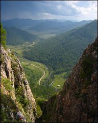 Cueva de Denisova (FOTO: J. Krause)