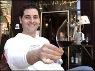 David Seijas (Foto: © Marc Vergés, 2009)