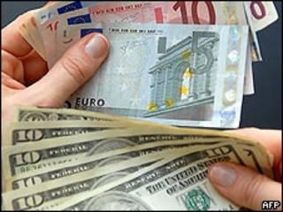 يورو ودولار