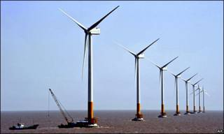 Turbinas na China