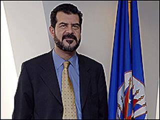 Felipe González (foto cortesía de la CIDH).