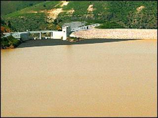 بحيرة مولاي عبد الله