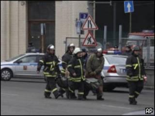 انفجار در ایستگاههای مترو