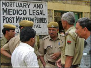 राजस्थान पुलिस (फ़ाइल फ़ोटो)