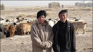Монголиялик чорвадорлар