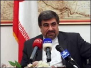 علی جنتی، سفیر ایران در کویت
