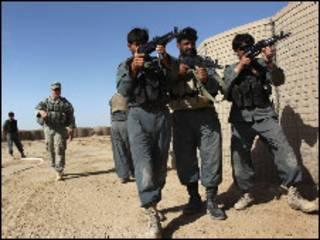 افراد مسلح در قندهار