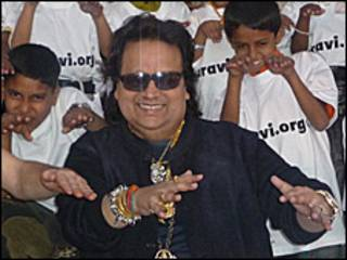 संगीतकार-गायक बप्पी लाहिरी