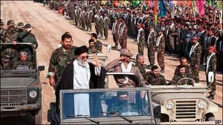 آیت الله علی خامنه ای، رهبر ایران