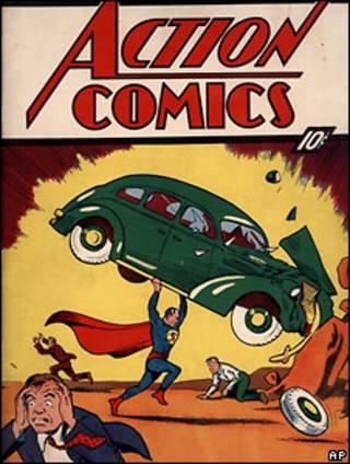 Экземпляр комикса, проданный за полтора миллиона долларов