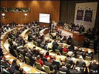 Conferencia de donantes para ayudar a la reconstrucción de Haití en la ONU