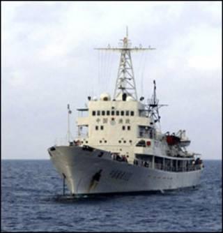 Tàu tuần ngư của Trung Quốc