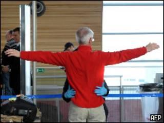 Досмотр в аэропорту