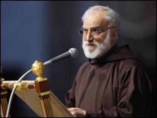 Pastor Ranieri Cantalamessa