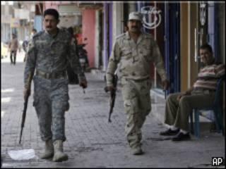 Суннитские ополченцы