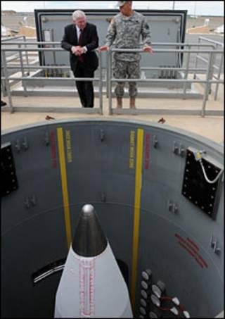 Ракетная установка наземного базирования
